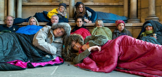 St Albans Sleepout